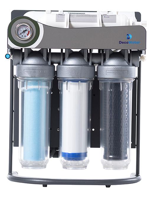 DECO WATER Evler İçin Su Arıtma Çözümleri